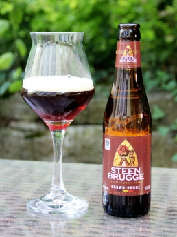 Steen Brugge - Dubbel Bruin