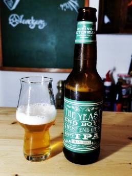 Flying Dutchman Nomad Brewery Brett IPA