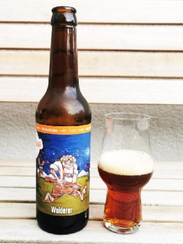 Hopfenhäcker Wuiderer - Imperial Red Ale