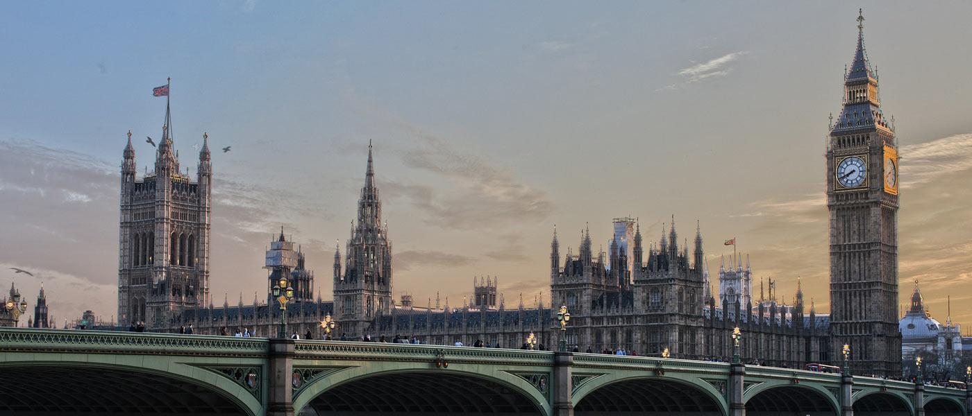 Die Londoner Bierflut