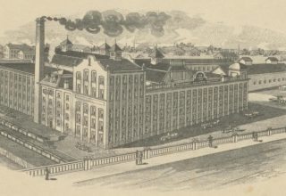 Die Erste Brauerei Amerikas