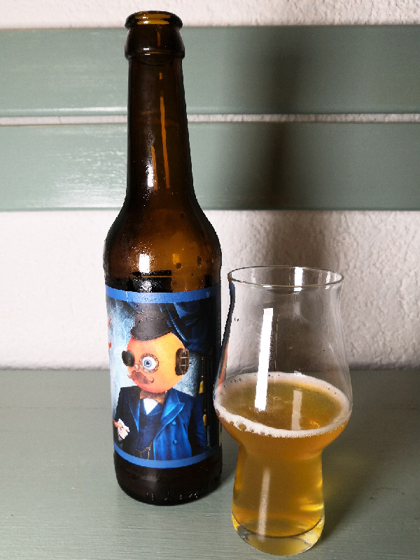 Mr. Tangerine Man - Wheat Beer