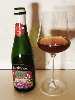 Loverbeer Beer Prugna 2018 - 10th anniversary Sour Fruited Ale