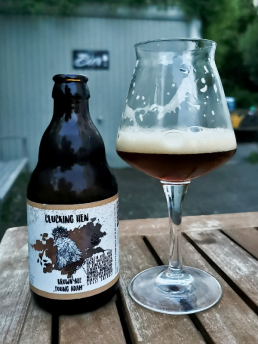 Clucking Hen Brown Ale