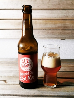 Ale Mania Imperial Red Ale
