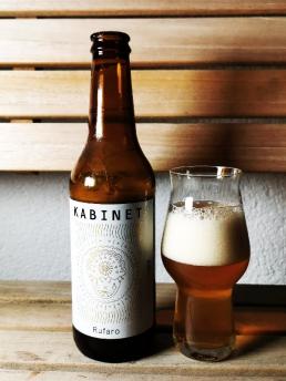 Kabinet Brewery rufaro