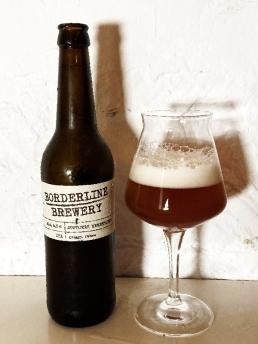 Borderline Brewery Southern Hemisphere IPA