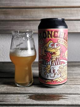 True Brew limoncello super soaker