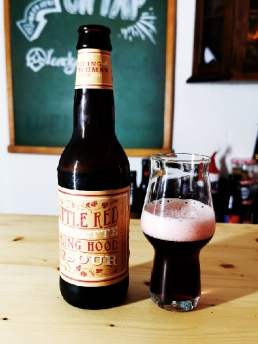 Flying Dutchman Nomad Brewery Red Wine Sour