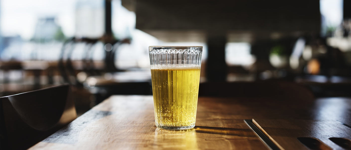 Erstes alkoholfreies Bier