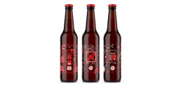 Bierflaschen Design 2 -5