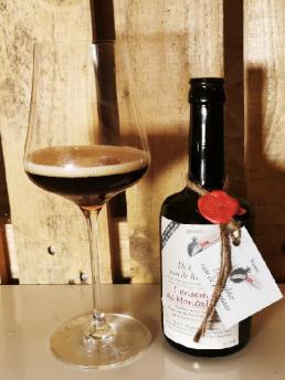 Dochter van de Korenaar L'Ensemble di Montalcino - Barley Wine aged in Brunello di Montalcino Barrels