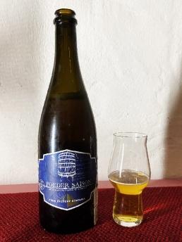 Foeder Saison - Straight Farmhouse Ale Saison