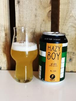 Hazy Boy - NE DIPA