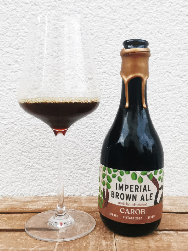 Kykao - Carob - Imperial Brown Ale