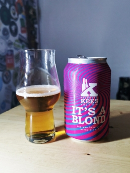 Brouwerij Kees It's a Blonde