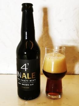 In Ale Nut Brown Ale