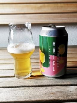 Motel Bier riesling pale ale