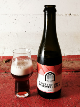 Vault City Brewing Sweet Cherry Backwell Sour