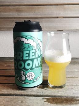 True Brew green room