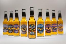 Bierflaschen Design 2 -4