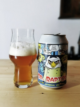 Uiltje Craft Beer dr raptor