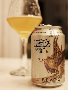 Bevog - Deetz Golden Ale