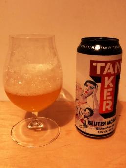 Brewery Tanker Gluten Morgen - Gluten Free IPA