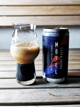 Motel Bier imperial coffee stout