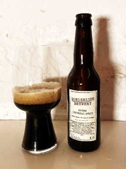 Borderline Brewery Sweet Imperial Stout 2020