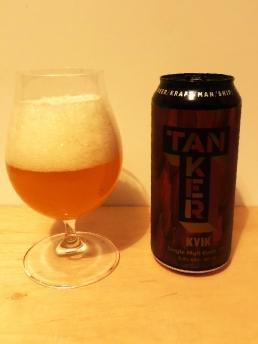 Brewery Tanker Kvik - Single Malt Kweik IPA