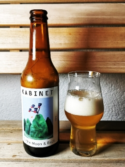 Kabinet Brewery to the moon and back