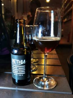 Birrificio Rethia black mama