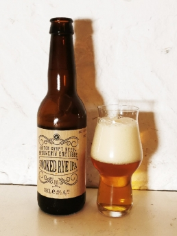Brouwerij Emelisse Smoked Rye IPA