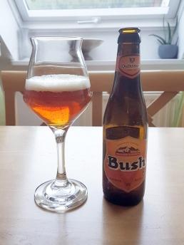 Braurei Dubuisson - Bush Ambrée