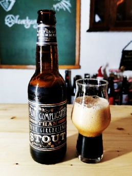 Flying Dutchman Nomad Brewery Stout