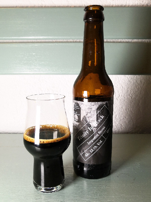Trinity in Black - Imperial Stout