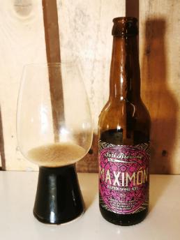 Sori Brewing Maximòn - Bourbon Barrel Aged Imperial Baltic Porter