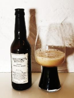 Borderline Brewery Sweet Imperial Stout 2002 Bunnahabhain Islay Whisky BA