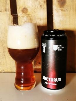 Brewery Tanker Arcturus - Red Rye IPA