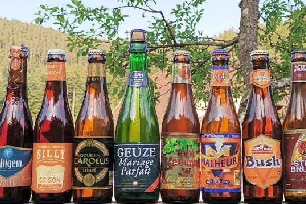 Beerwulf Belgien Set