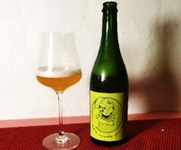 Brasserie des Voirons Bière Vivante Chartreuse