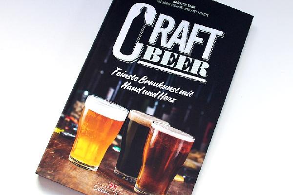 Craft Beer - Feinste Braukunst mit Hand und Herz