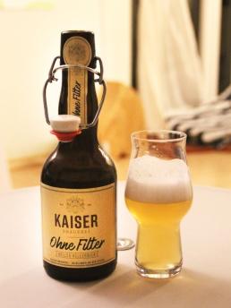 Kaiser Brauerei helles Kellerbier