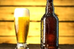 Tier im Bier