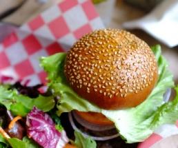 Treber Buns für Burger