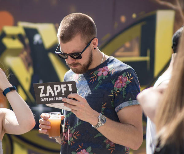 Zapf Craft Beer Festival Bern