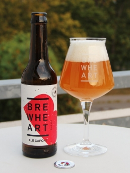 brewheart ale-capone