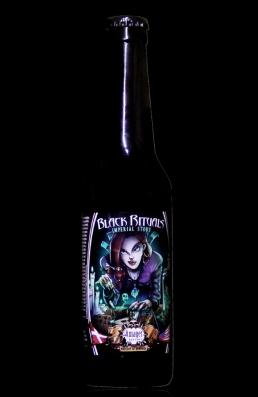 Amager Black Rituals Imperialstout flasche