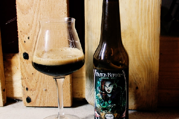 Amager Black Rituals Imperial Stout